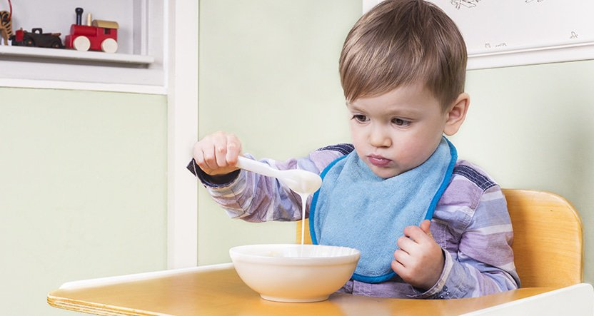 Help, My Child Is A Fussy Eater