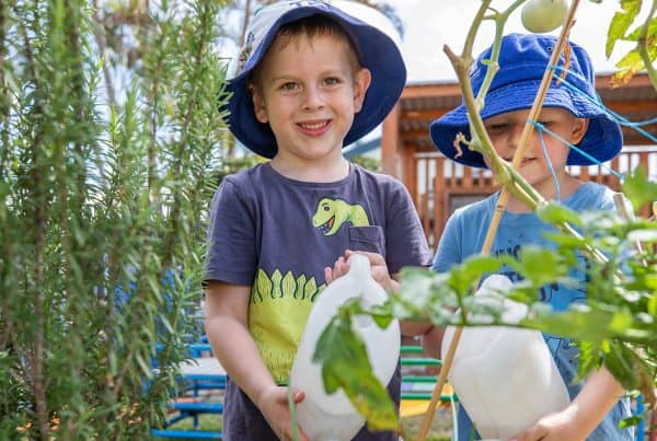Children at Mary MacKillop Childcare North Queensland supported in a unique, holistic environment