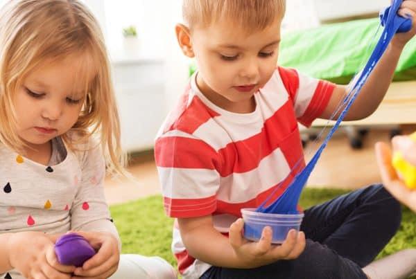 Sensory Play Develops Excellent Skills For Kids